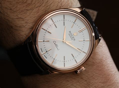 Rolex Cellini Matic 4 rolex cellini time for 2016 with clean on ablogtowatch