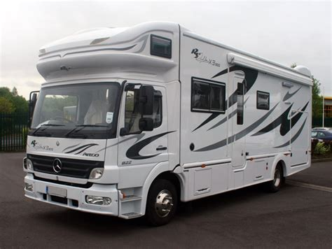 rs motorhomes the different types of motorhomes