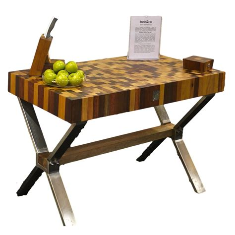 butcher block table end grain butchers block table end grain top
