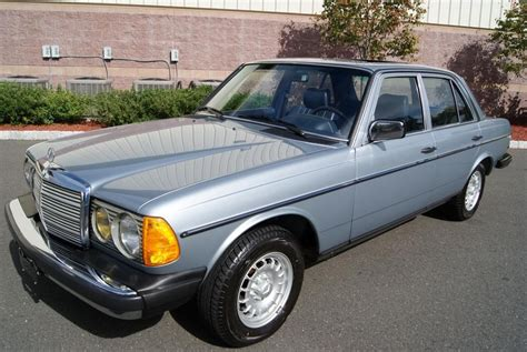 33k new exceptionally clean 1984 mercedes 300d
