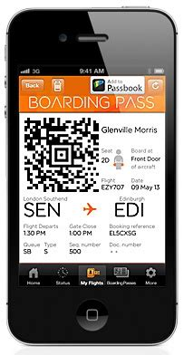 easyjet mobile boarding pass 1000 images about apple pay wallet on