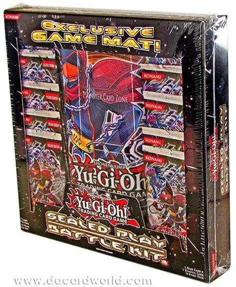 Yu Gi Oh Box 1 Konami Yu Gi Oh Battle Pack 1 Sealed Play Battle Kit 15