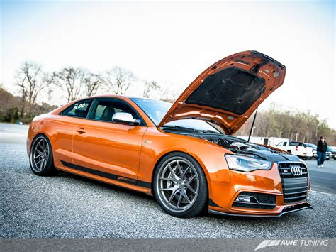 Audi S5 Tuning by Awe Tuning Audi S5 Claims World Record Quarter Mile