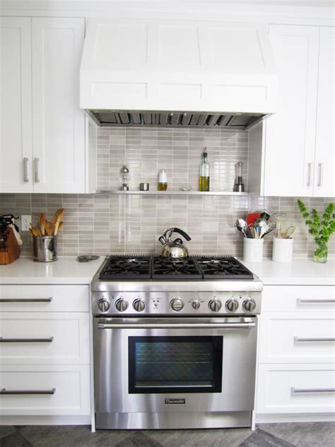remodeled kitchens with white cabinets kitchen remodel stove and white cabinets after the interior collective