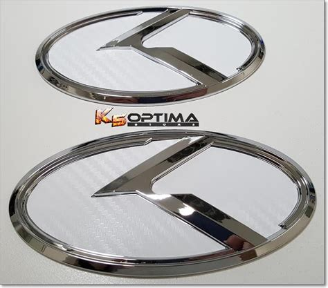 Set Kia k5 optima store kia k900 3 0 k logo emblem sets