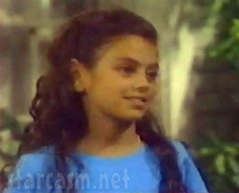 days of our lives hope wavy hair video 10 year old mila kunis in glitter hair barbie