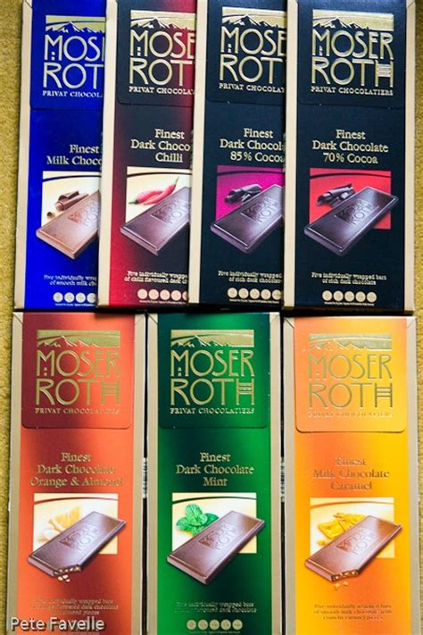 Eat In Kitchen by Kavey Eats 187 Win Moser Roth Chocolate Bars Closed