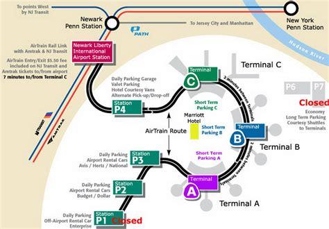 ewr airport map newark liberty international airport terminal newhairstylesformen2014