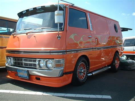nissan caravan vx modified 70 s nissan caravan custom archives