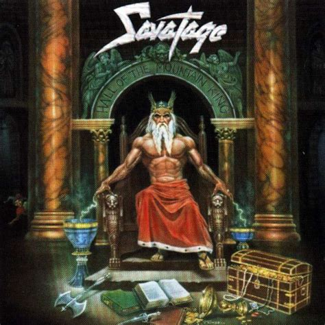 the mountain king hall of the mountain king savatage this is stereo control