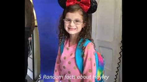 from bratayley now 5 facts about hayley bratayley in handstand