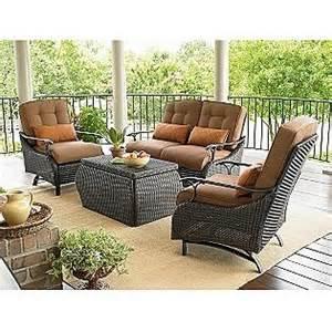 Lazy Boy Outdoor Patio Furniture 4 Pc Seating Set La Z Boy Outdoor Patio Decor Ideas Pi