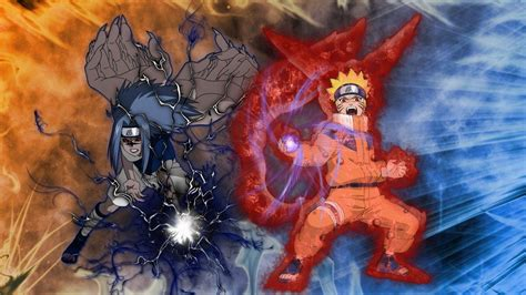 varias imagenes de naruto naruto vs sasuke wallpapers wallpaper cave
