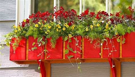 window box lowes top 10 best diy window boxes top inspired