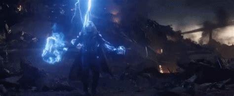 avengers endgame thor gif avengersendgame thor