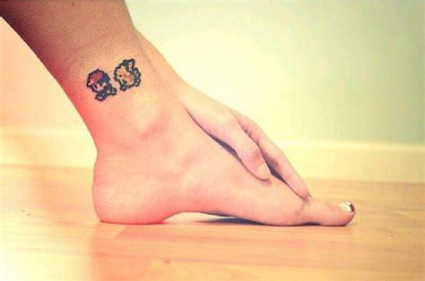 small mario tattoos 30 rad tattoos inspired by nintendo tattoos i would get