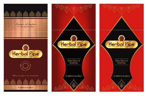 Pipe Design Packaging Design Cigar Kid Graphic Design Portfolio