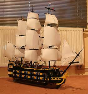 biggest lego pirate ship pictures to pin on pinterest
