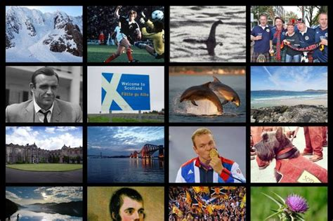 printable quiz about scotland the scottish citizenship test think you know about