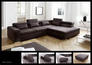 Sofa Tommy M by Candy New Jersey Bequemes Ecksofa Jenverso De