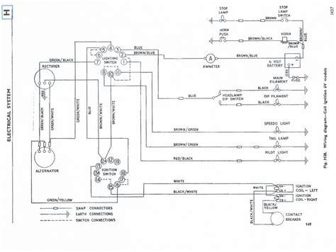 1970 triumph 650 wiring diagram 1970 free engine image