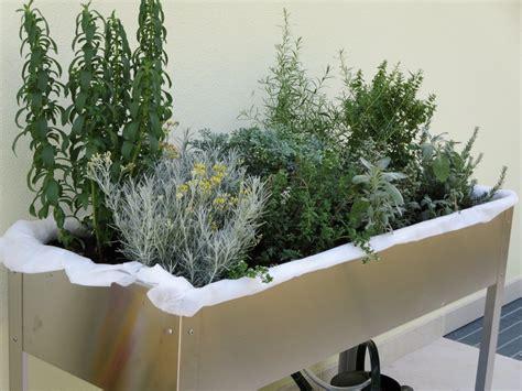 orti da terrazzo il tavolo orto all opera il di orto sul terrazzo