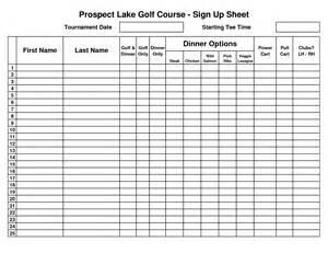 tournament sign up sheet template top tournament sign up sheet template wallpapers