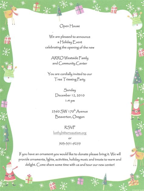 open house invitation wording graduation 2014 open house ideas party invitations ideas