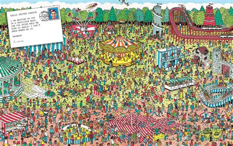 where s image gallery whereswally