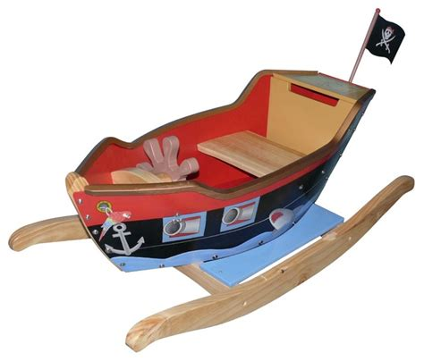 boat accessories for toddlers pirates island rocker boat with accessories contemporary
