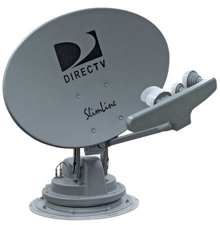 winegard travler automatic multi satellite directv slim line ka ku dish sk 3005 from solid signal