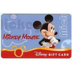 Gift Cards Fab - your wdw store disney collectible gift card fab six mickey mouse