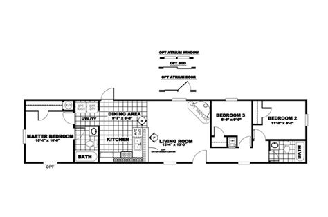 14x60 mobile home floor plans 14 x 70 mobile home floor plan quotes