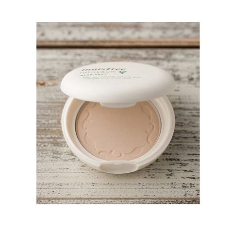 Harga Innisfree No Sebum Blur Pact innisfree no sebum blur pact dolly skin