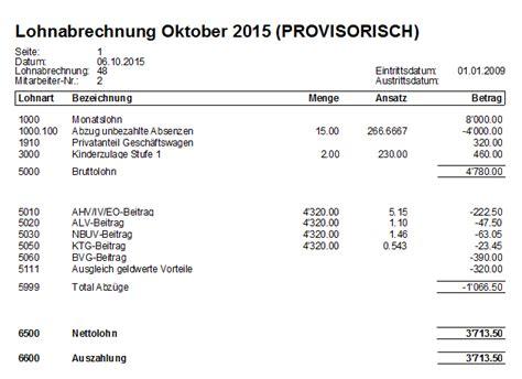 Anschreiben Vorlage Geringfugige Beschaftigung Gratis Lohnabrechnung Alle Musterlsungen Fr Lohnabrechnungen Sind Nach Schweizer Recht Und