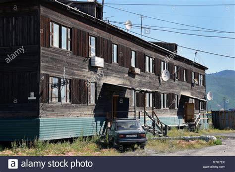 lada luce nera un edificio di legno nella citt 224 di ust nera northern
