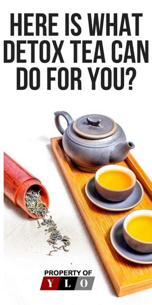 What Does A Detox Tea Do For You detox tea what does it do your lifestyle options