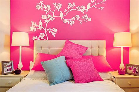 pink accent wall make it pink pinterest pink
