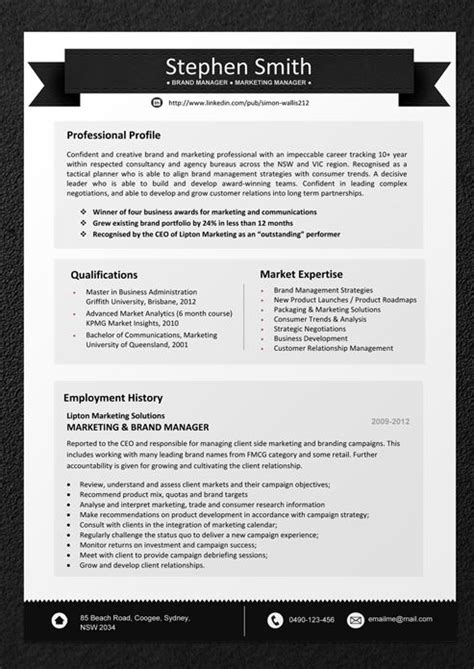 fantastic digital resume format image 8 title sle resume template 8 provided by http