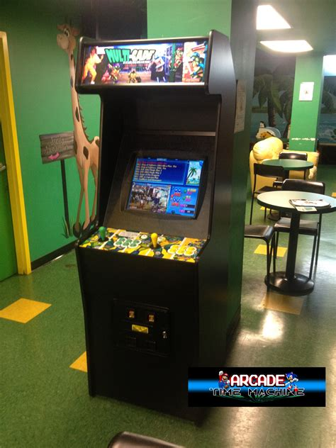 commercial model vancouver commercial model custom arcade machines vancouver