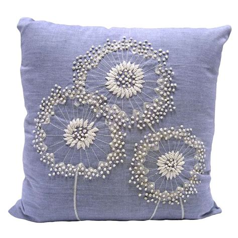 Handmade Cushions - 1000 ideas about embroidered pillows on