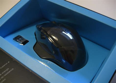 Mouse Gaming Nexus logitech g602 wireless gaming mouse review gaming nexus