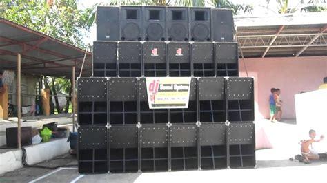 best bass sound system dj sound system