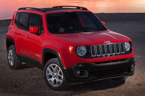 New Jeep 2016 2016 Jeep Renegade Pricing For Sale Edmunds