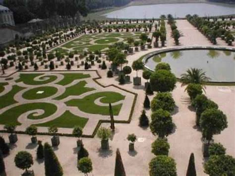 giardino alla francese il giardino alla francese