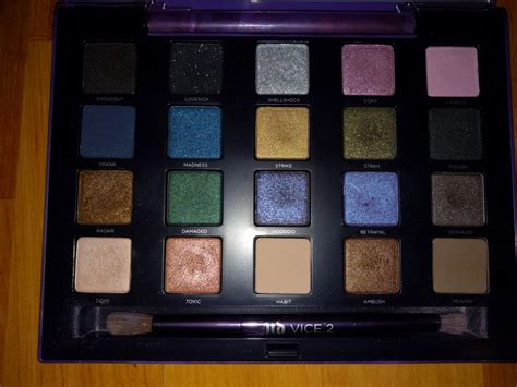 Decay Vice 2 decay vice 2 palette muabs buy and sell makeup