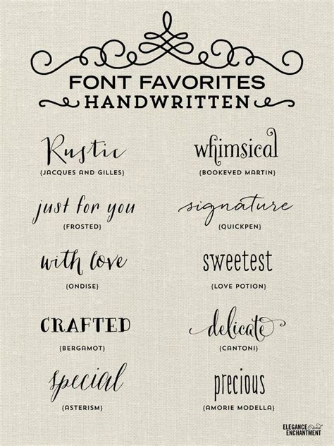 tattoo fonts elegant the saturday 6 craft ideas handwritten