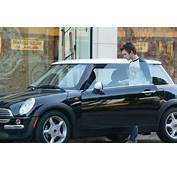 Elijah Wood  Mini Cooper Celebrity Carz