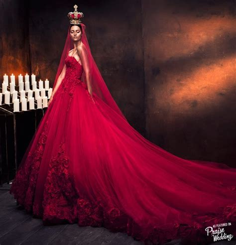 8 Absolutely Beautiful Wedding Dresses by This Ezra Couture Gown Is Absolutely Stunning