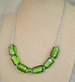 how to make bead jewelry simple bead necklace